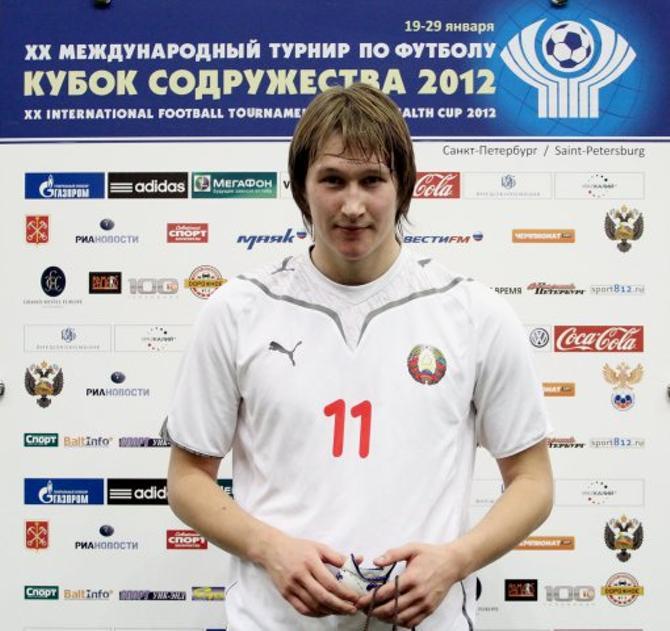 Антон Сарока считает, что рановато покинул Беларусь
