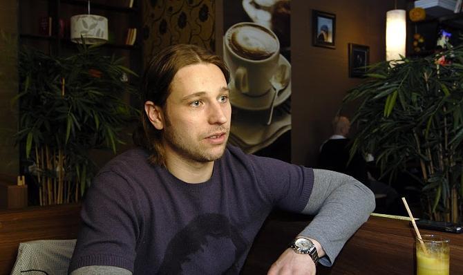 Ярослав Чуприс не читает свои интервью.