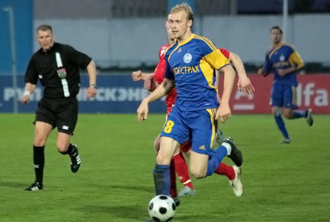 Максим Бордачев подключаться к атакам любит и умеет