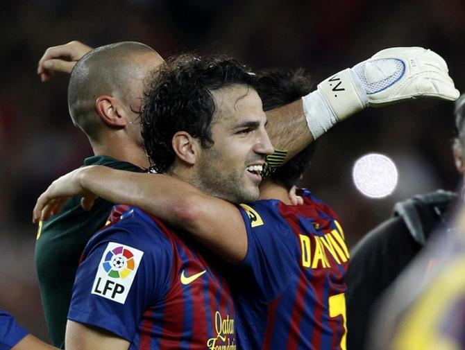 Фабрегас только перешел в новый клуб, а уже выиграл первый титул -- вот чего ему не хватало в