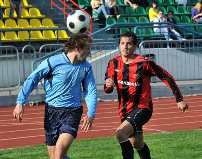 Виталию Ланько у этом матче забить не удалось.