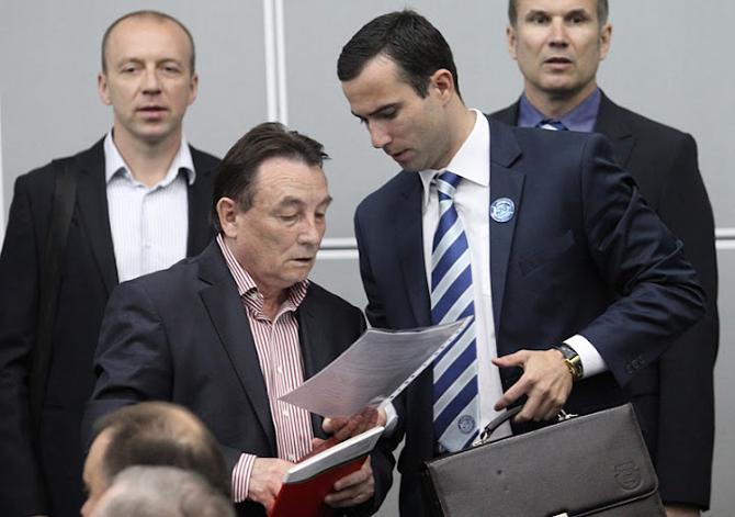 Владимир Сафонов не согласен с критикой федерации, которая в последние годы только усиливается.