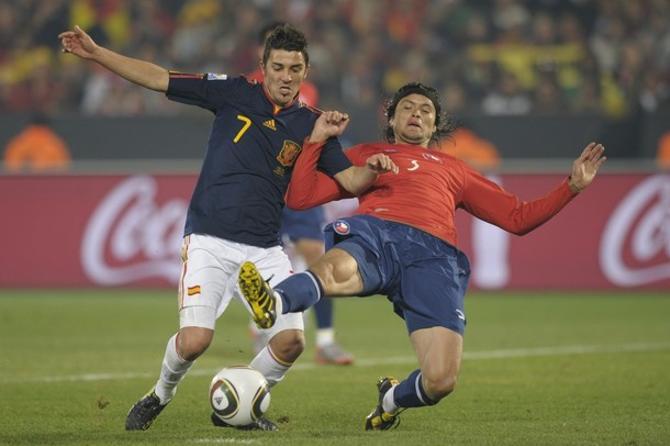 Швейцария не смогла помешать Испании и Чили выйти в плей-офф.