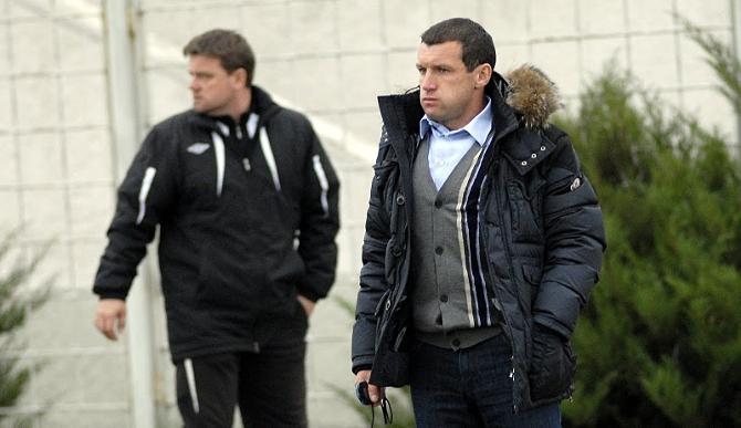 Сергей Гуренко возвращается на тренерский мостик, а также возвращается в родной Гродно