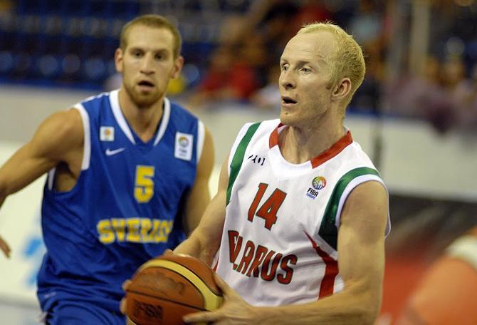 Александр Кудрявцев обещает, что сборная Беларуси будет бороться до конца