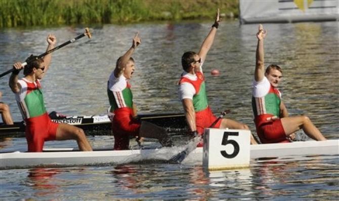 На чемпионате мира по гребле у белорусов было много поводов для радости, но не так много, как год назад