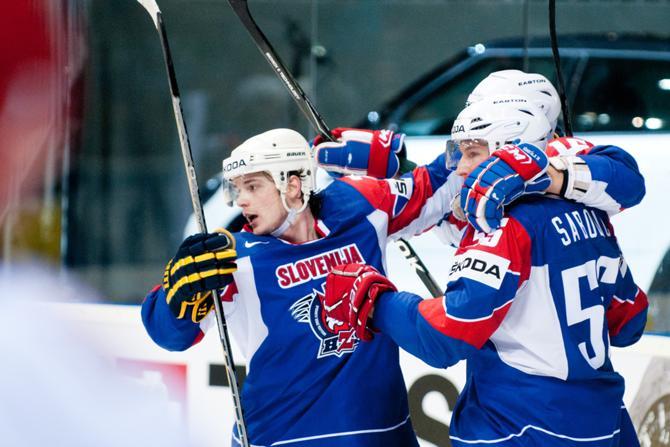 Словенцы в первый день олимпийского турнира предстали настоящей командой. В отличие от белорусов