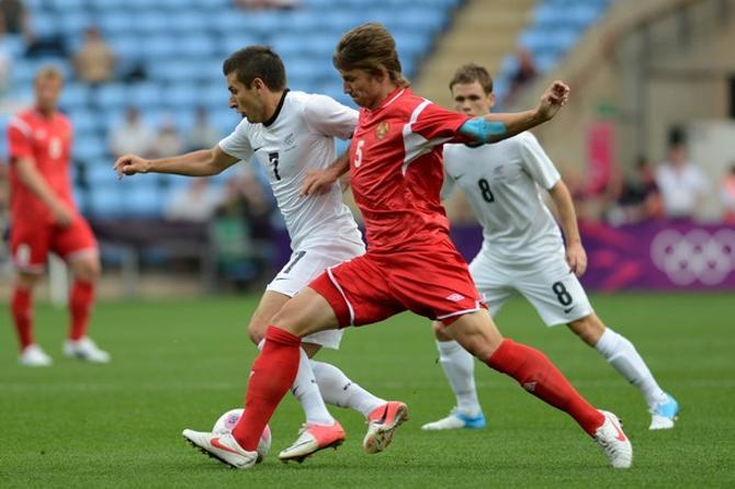 Дмитрий Бага сравнил новозеландцев с исландцами, которые противостояли белорусам на молодежном Евро.