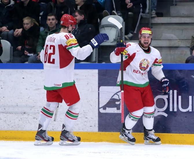 Андрей Степанов в Войенсе был, пожалуй, лучшим игроком сборной Беларуси.