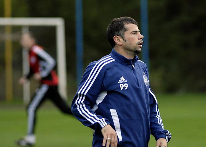Николай Ходасевич считает, что приезд такого футболиста, как Кежман, -- это уже успех