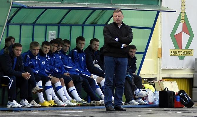 Можно сказать однозначно, что по окончании сезона Владимир Гольмак главным в
