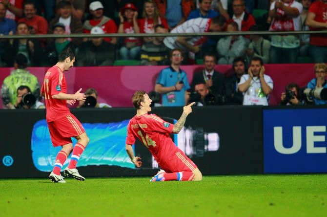 Первый день Евро порадовал и страстями, и голами.
