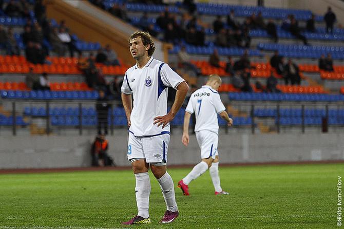 Спасет ли Игорь Зенькович свою команду от первой лиги?