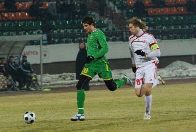 Виорел Фрунзе принес победу своей команде в матче с