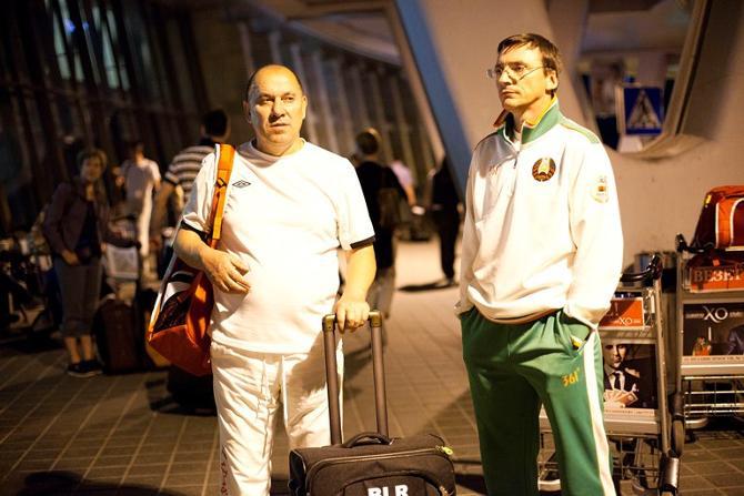 Со среды Георгий Кондратьев, котрому вряд ли должно быть стыдно за Олимпиаду, является тренером только одной сборной