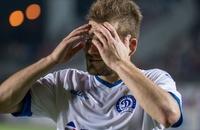 «Динамо» упускает победу в матче с «Минском». Видео