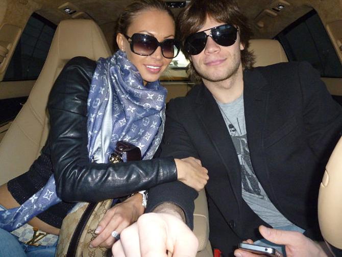 В сестре известного рокера Алеся Таболича нет и намека на брутальность