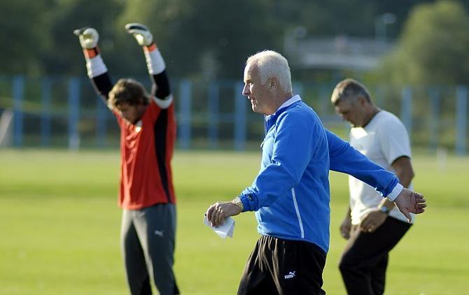 Бернд Штанге намерен доказать, что Беларусь как команда и сильнее Боснии
