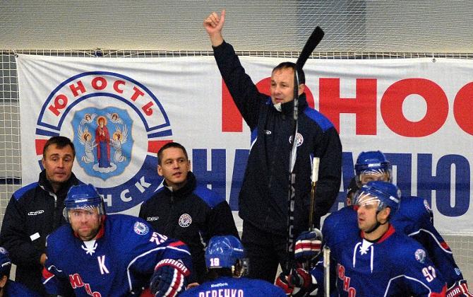 Михаил Захаров: хороший матч!
