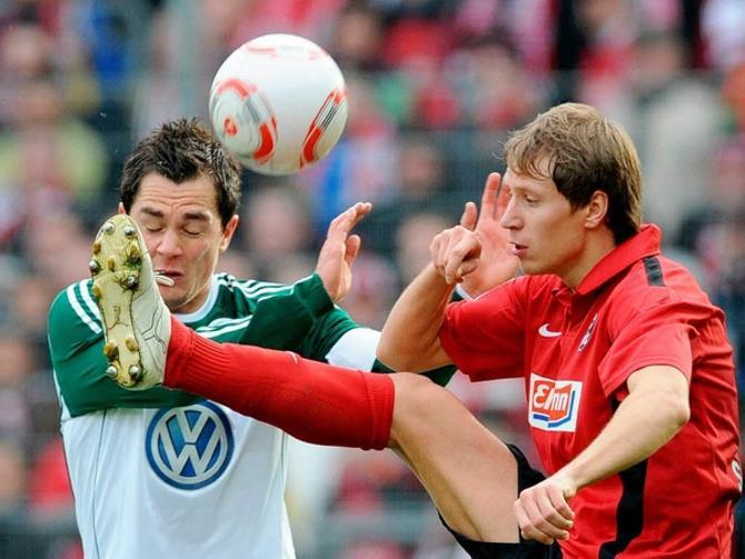 Антон Путило провел в бундеслиге 25 матчей.