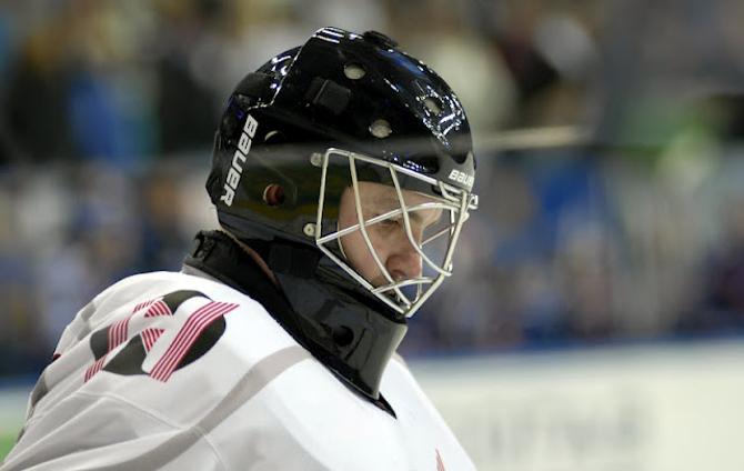 Сергей Шабанов - один из сильнейших белорусских голкиперов, оставшихся играть на родине.