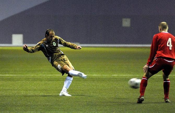 Игорь Стасевич на старте чемпионата забил гол и отдал две голевые передачи.
