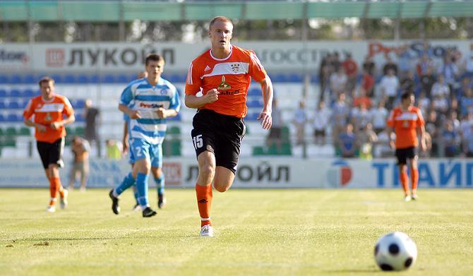 После матча в Новополоцке Комаровский остался недоволен своей игрой
