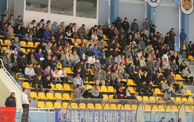 По меркам ОЧБ, такое количество зрителей считается солидной аудиторией
