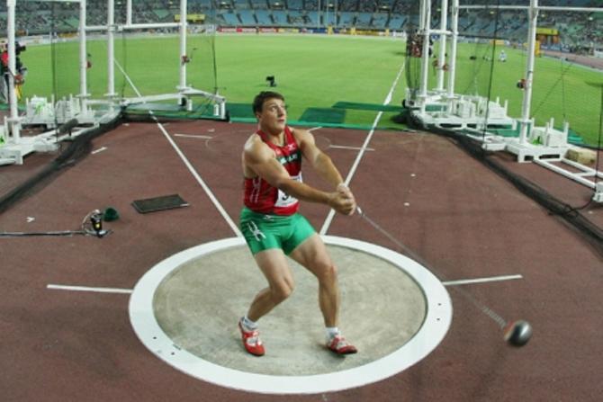 Иван Тихон подошел к Олимпиаде в неплохой форме.