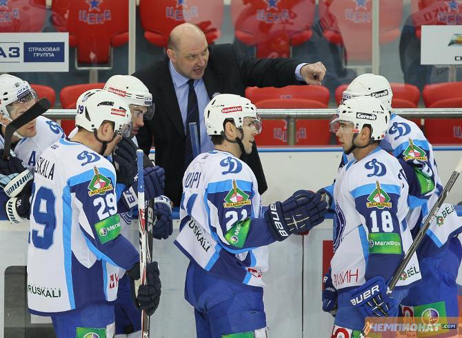 Несмотря на все старания, разжиться очками в Москве «Динамо» не удалось.