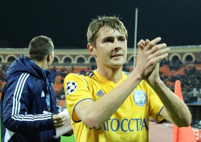 Эдгар Олехнович забивает редко, но за красоту своих голов заслуживает отдельных аплодисментов