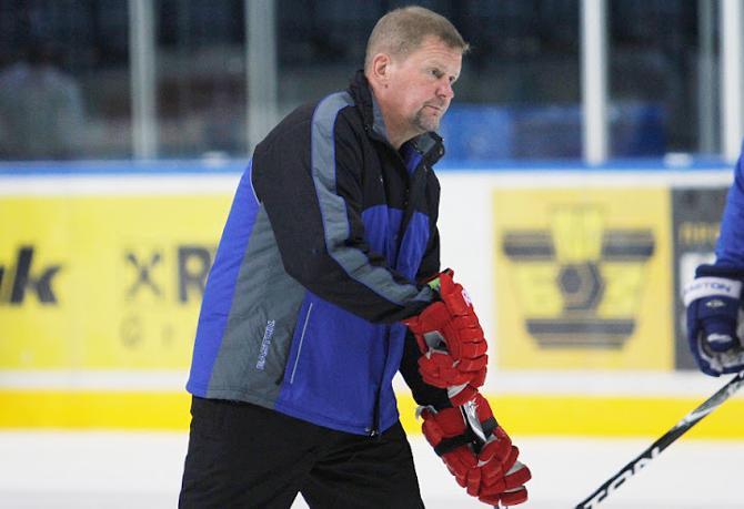 Прогресс белорусских хоккеистов радует Кари Хейккиля.