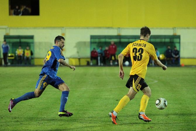 Денис Поляков готов вступить в борьбу со звездным новичком