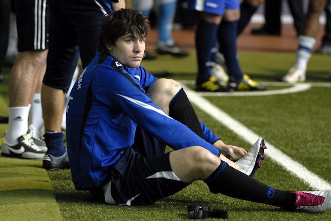 Сергей Политевич уверен: его родители не жалеют, что сын стал футболистом