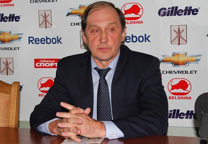 Василий Спиридонов верит в то, что его схема принесет команде успех.