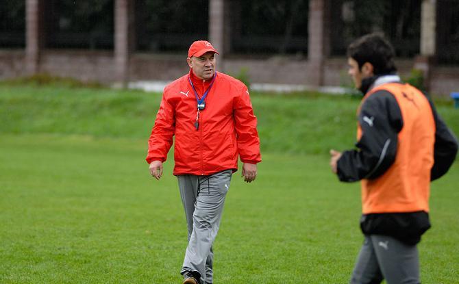 Георгий кондратьев по-прежнему надеется на Владимира Юрченко