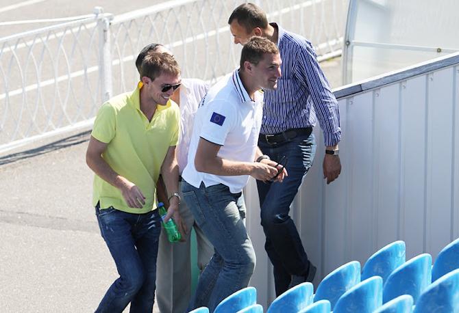 Евгений Гайдук считает, что месяц без команды — не такой уж и большой срок