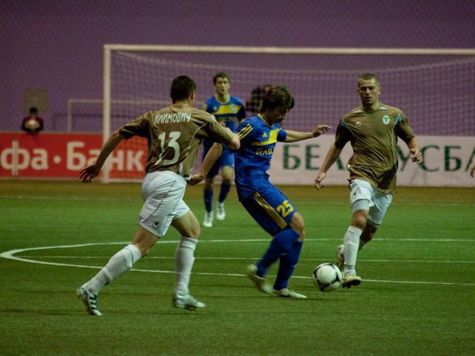 Нынешние лидеры чемпионата в марте разыграли Суперкубок Беларуси, который достался