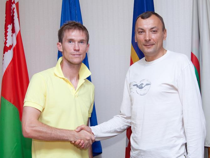 Александр Глеб все-таки согласился помочь своему бывшему клубу в трудную минуту.