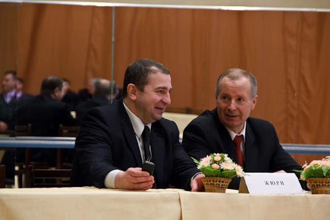 Александр Гончаров, несмотря на все разногласия, признает в Арямнове большого спортсмена