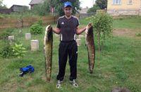 Рекордсмен Глеб и еще девять рыбаков белспорта