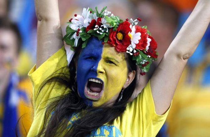 Украинцы покидают Евро. Чисто с турнирной точки зрения. А так, праздник в их стране продолжается