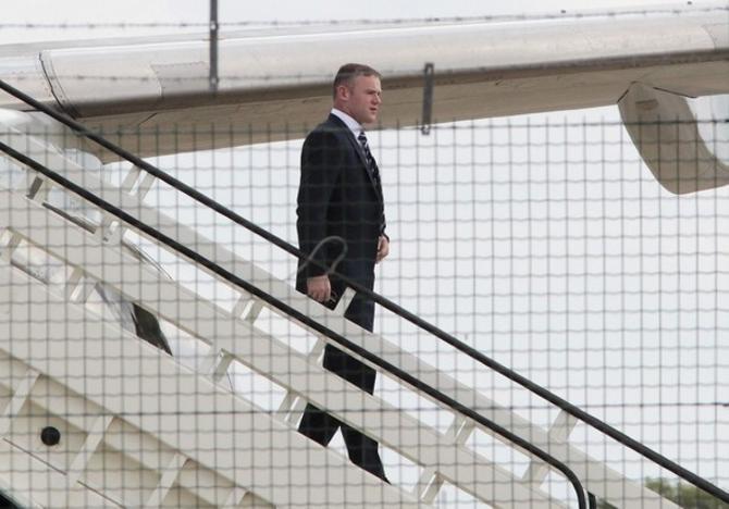 Уэйна Руни очень ждали, но полноценно помочь сборной Англии он не смог.