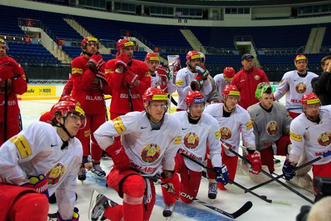 Вскоре хоккеистам сборной Беларуси предстоит выслушать очередной «народный наказ»