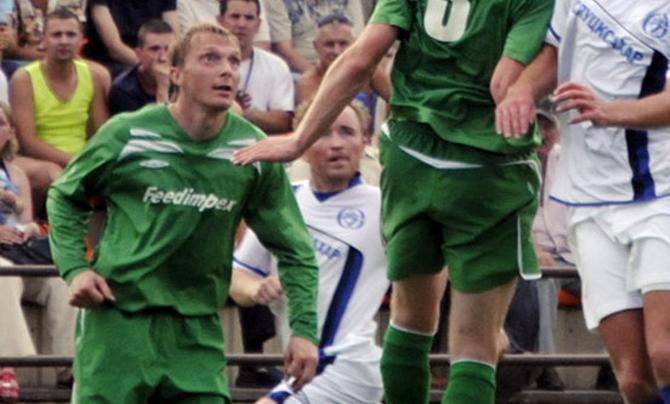 Андрей Милевский (№6) порвал с футболом и об этом не жалеет