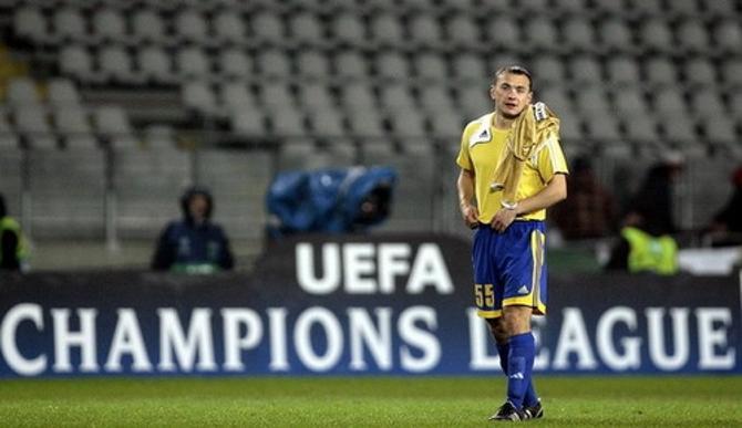 В случае непопадания в группу Лиги чемпионов БАТЭ наверняка расстанется с некоторыми лидерами