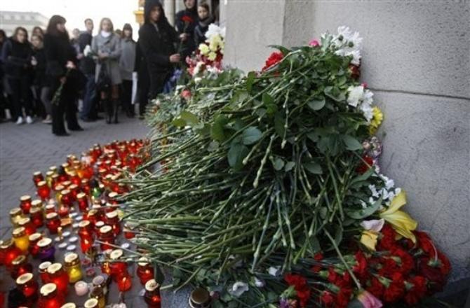 Теракт в метро никого не оставил равнодушным