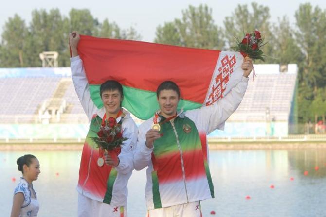 От олимпийских чемпионов Пекина Беларусь ждет повторения успеха.