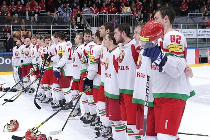 Всего один неудачно проведенный матч лишил белорусов путевки в Сочи.