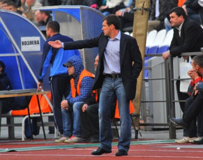 Сергей Гуренко в ближайшее время возглавит родную команду.